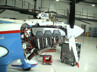 camo Flugzeug Wartungsmanagement